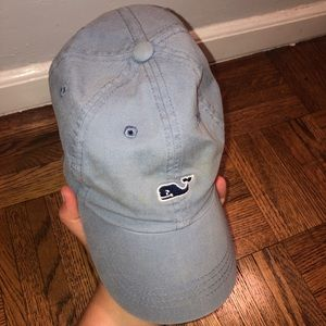 Vineyard Vines Accessories - Vineyard Vines Baseball Cap in Slate Blue